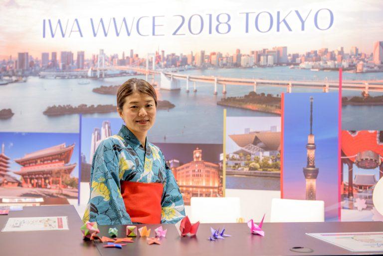 IWA WWCE 2018 – Tokyo (JP)